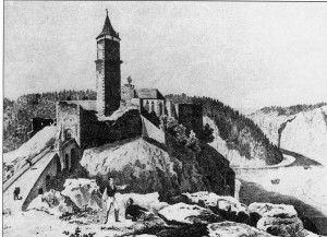 rytina J Farka podle kresby F A Hebera z r 1844